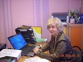 Киселева Тамара Николаевна